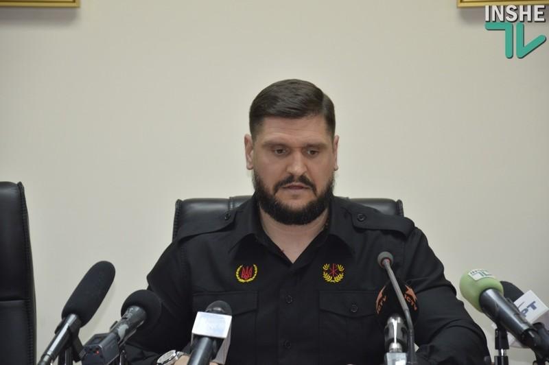 Савченко не отказался от идеи внедрить в Николаевской ОГА должность бизнес-омбудсмена: «Хочу, чтобы иностранец был»