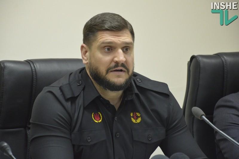 «5% от поступлений в АМПУ должны  оставаться в области» — Савченко рассказал о том, что хочет сделать в качестве председателя Николаевской ОГА