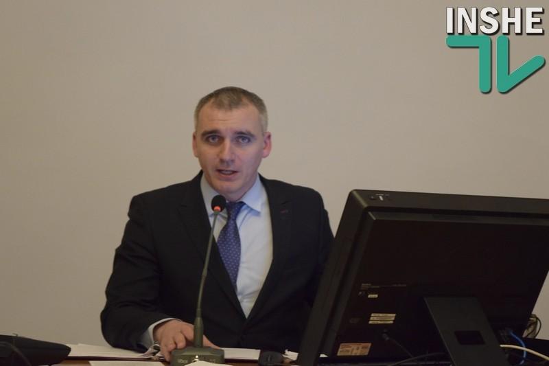 Мэр Николаева Александр Сенкевич не поддерживает идею размещения кладбища по Херсонскому шоссе