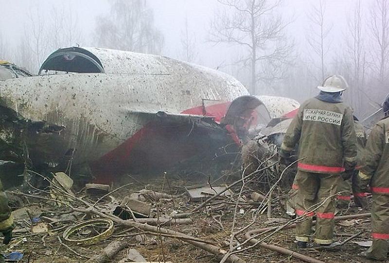 Поляки обещают вскоре раскрыть новые подробности Смоленской катастрофы