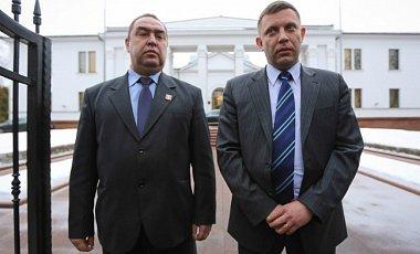 Захарченко и Плотницкий начали интегрироваться в Россию через Крым