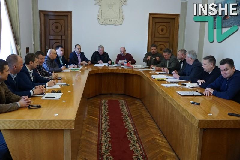 Депутаты горсовета хотят гарантий от «Николаевгаза», что с 2018 года не прекратится установка индивидуальных счётчиков, и готовы выделять на это деньги из бюджета города