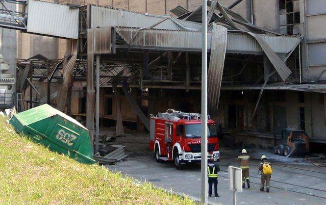 В хорватском порту взорвался силос с зерном – есть пострадавшие