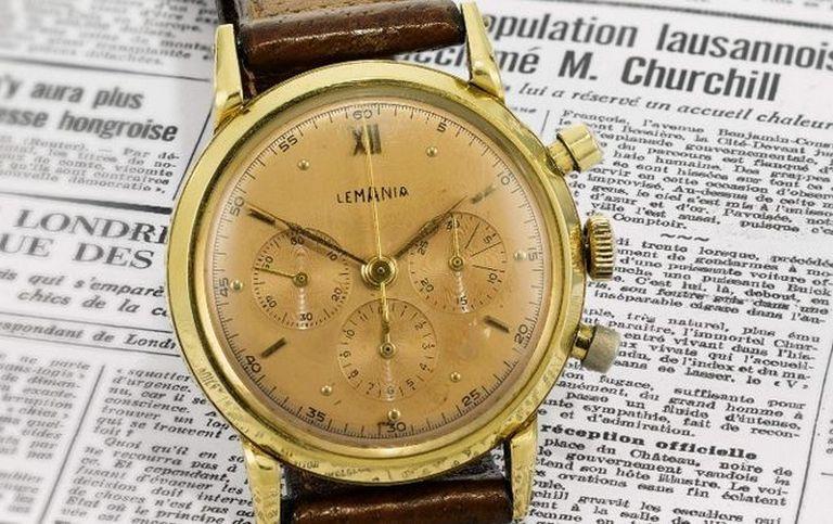 На первый взгляд, недорого: часы Черчилля продадут с аукциона