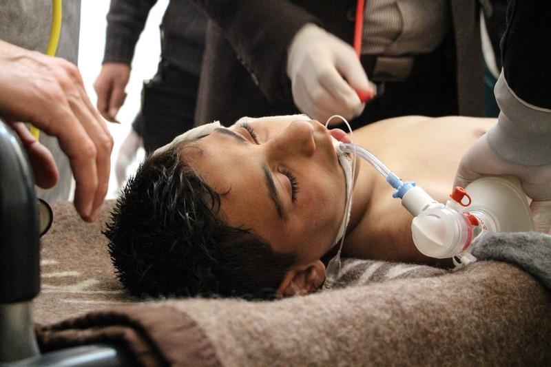 Канада возмущена возможным применением химического оружия вСирии— Фриланд