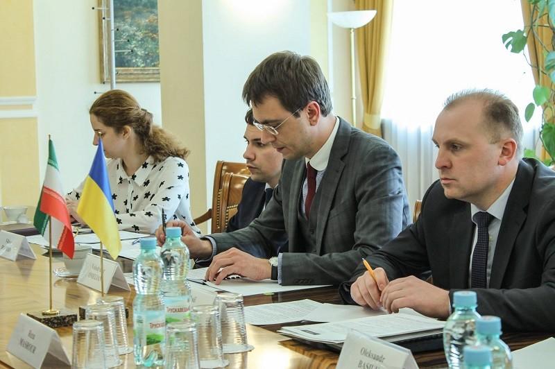 Украина и Иран этим летом запустят тестовый поезд для транспортировки зерновых