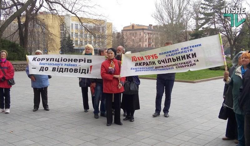На Николаевщине мошенники оставили без воды полторы тысячи дачников. В ОГА им ответили: «Мы водой не занимаемся»