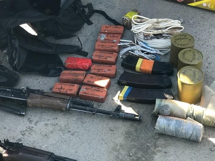 В Николаеве торговали оружием прямо со склада воинской части