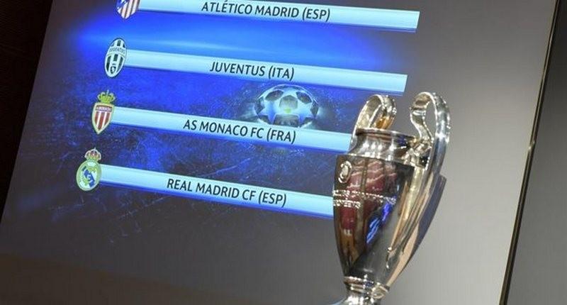 Повторения прошлогоднего финала не будет: определились полуфинальные пары Лиги чемпионов