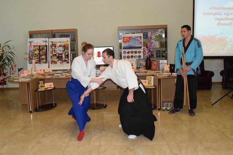 В тот день, когда садили сакуры: в Николаеве горожан знакомили с историей, культурой и традициями Японии