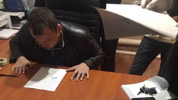 В Одесской области на взятке поймали следователя полиции