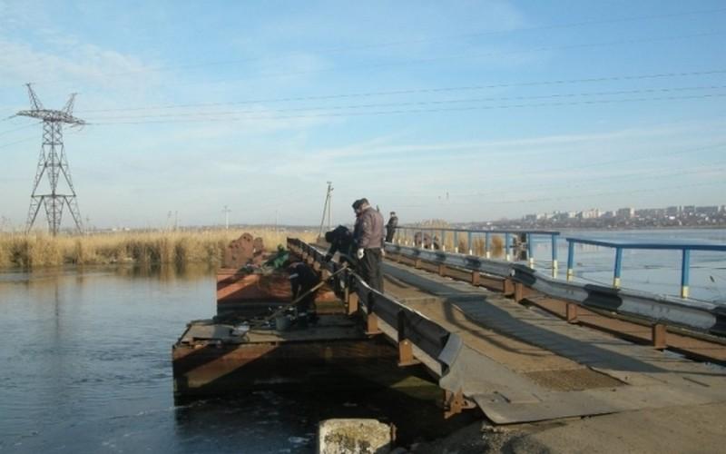 В Николаеве зимой может уйти под воду Аляудский мост – нужно срочно ремонтировать два понтона