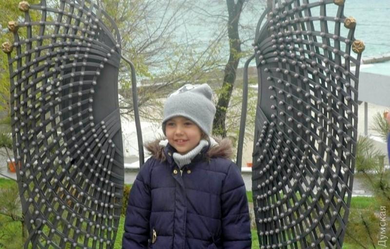 В Одессе открыли памятник моллюску