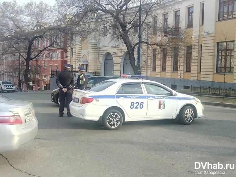В Хабаровске напали на ФСБ. Есть убитые и раненые