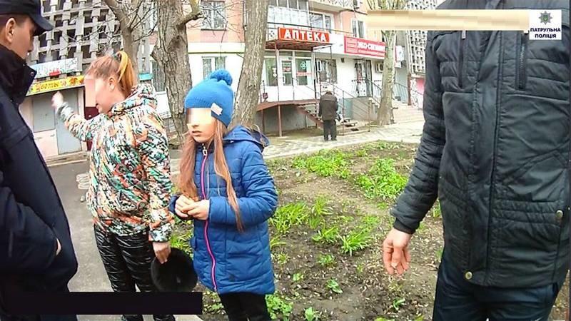 В Николаеве взрослый мужчина ударил 8-летнюю девочку за то, что она натравила на него собаку