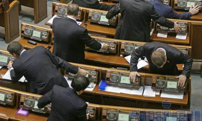 Николаевские нардепы Козырь и Ильюк в марте подтвердили свою репутацию кнопкодавов (ИНФОГРАФИКА)