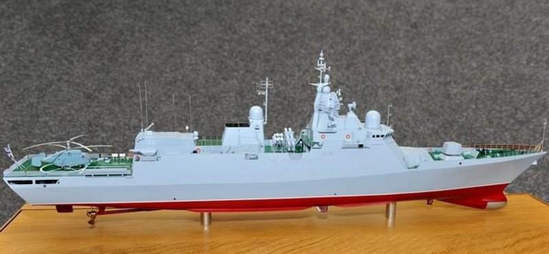 Укроборонпром подготовил план достройки корвета для ВМС. Кто будет строить — решать Кабмину
