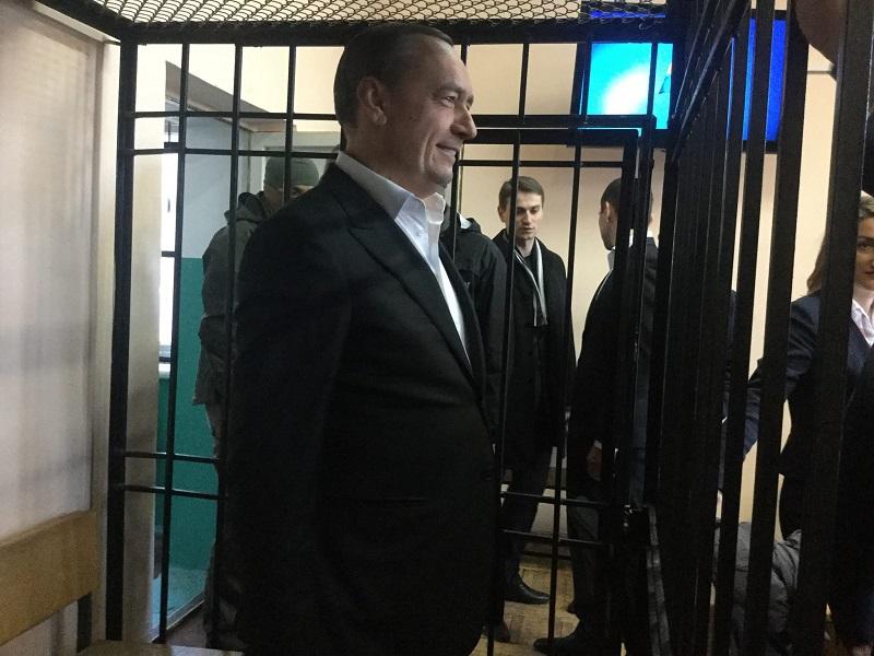 Началось рассмотрение дела Николая Мартыненко в Соломенском суде. Трансляция