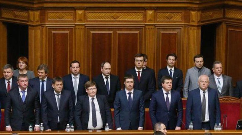 Сколько зарабатывают украинские министры?