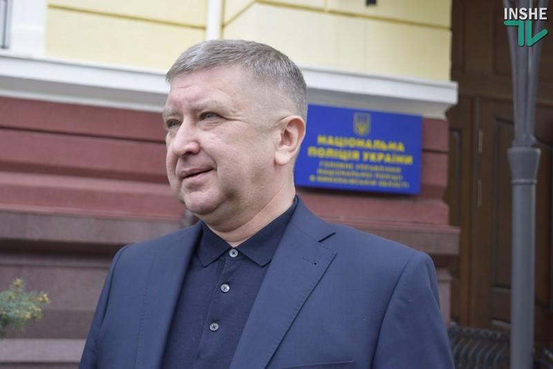 Дело о нападении на активиста Дениса Барашковского в Николаеве: опознаны двое из троих задержанных по подозрению в нападении