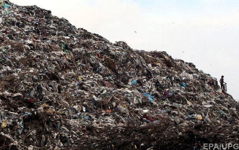 Кабмин обещает Львову 50 млн. грн. на мусорный полигон