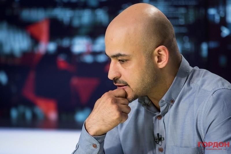 Мустафа Найем ожидает выброса компромата с его интимным видео