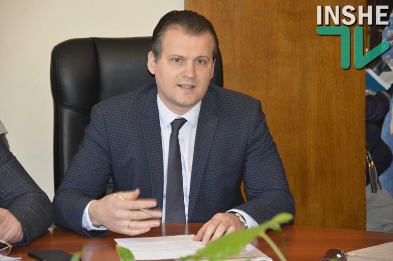 Николаев планирует присоединиться к европейской инициативе по снижению на 20% выбросов CO2 к 2020 году