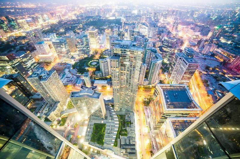 На болотах под Пекином возведут новый мегаполис размером с три Нью-Йорка