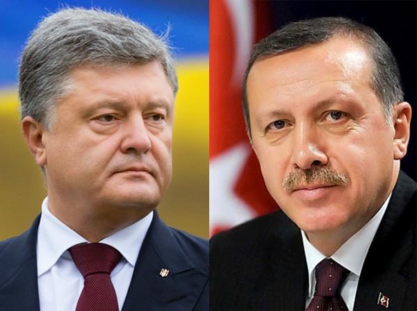Порошенко летит в Турцию — поговорить с Эрдоганом и открыть Украинский дом