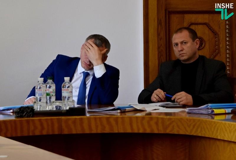 В Николаеве проходит конкурс на начальника горздрава. Общественники восстали против одного из конкурсантов и пререкались с мэром