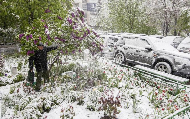 В Молдове бушует непогода: в Кишиневе объявили чрезвычайное положение