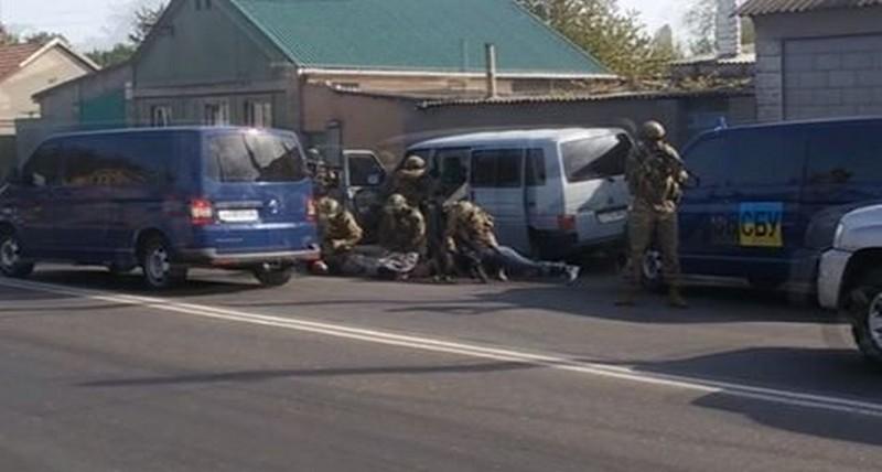 Одесса, 2 мая, наши дни: по подозрению в подготовке к терактам задержана группа местных жителей