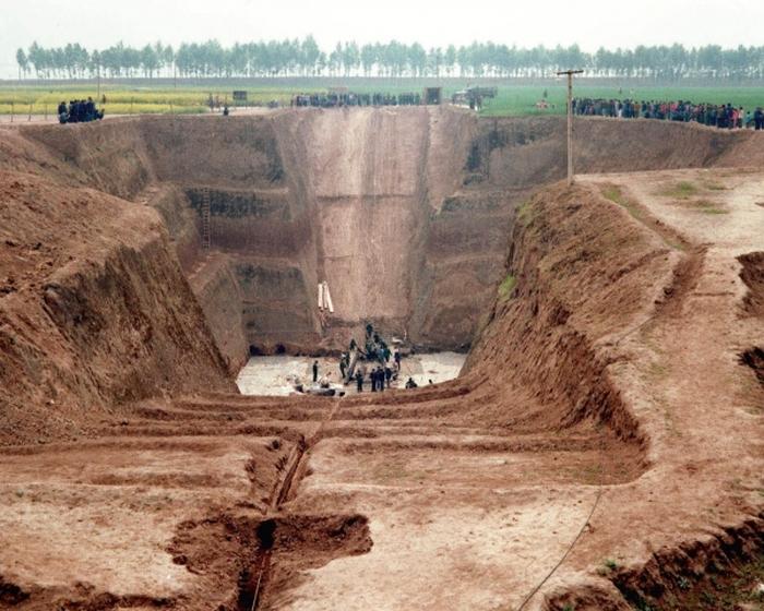 Без срока давности: в Китае расхитителя гробницы задержали спустя 23 года