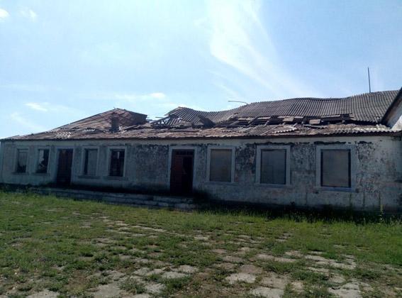 На Николаевщине мужчина, чтобы построить себе дом, разобрал дом культуры