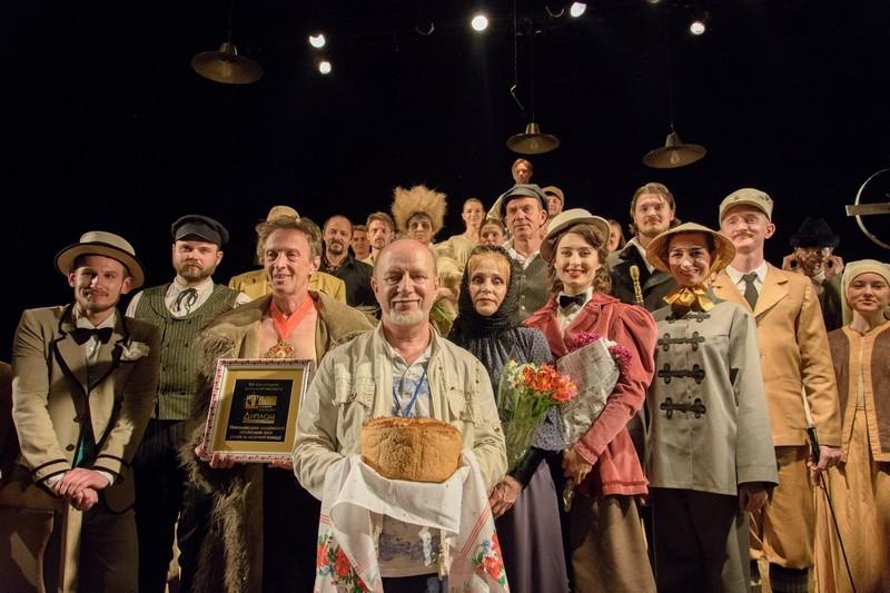 Спектакль «Хозяин» Николаевского муздрама взял 4 награды на «Мельпомене Таврии»