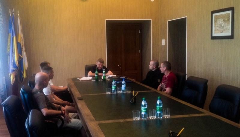 Накануне 9 мая. Полиция Николаевщины: «Если надо, мы будем проверять сумки, рюкзаки и т. п.»