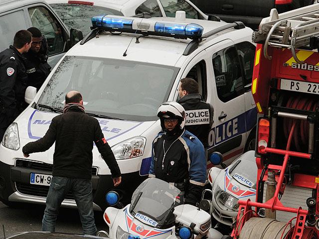 Украинец пострадал из-за взрыва в Париже