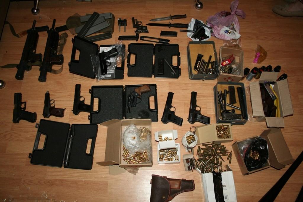 НаЗапорожье СБУ задержала торговца оружием