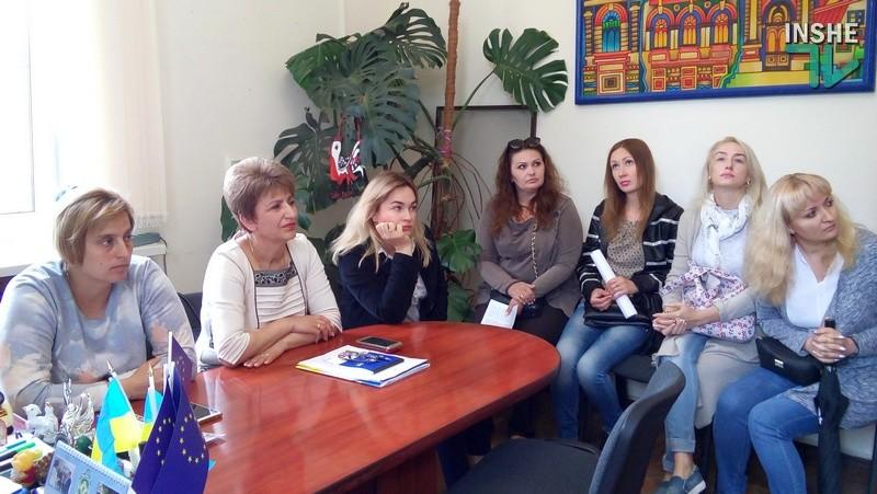 В Николаеве родители учеников школы №59 заявили поборах в фонд попечительского совета гимназии №2