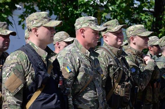 Это сладкое слово «домой»: в Николаев вернулись полицейские-спецназовцы, которые несли службу в зоне АТО