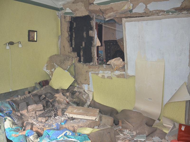 В Николаеве в частном доме взорвался газ: один пострадавший доставлен в больницу