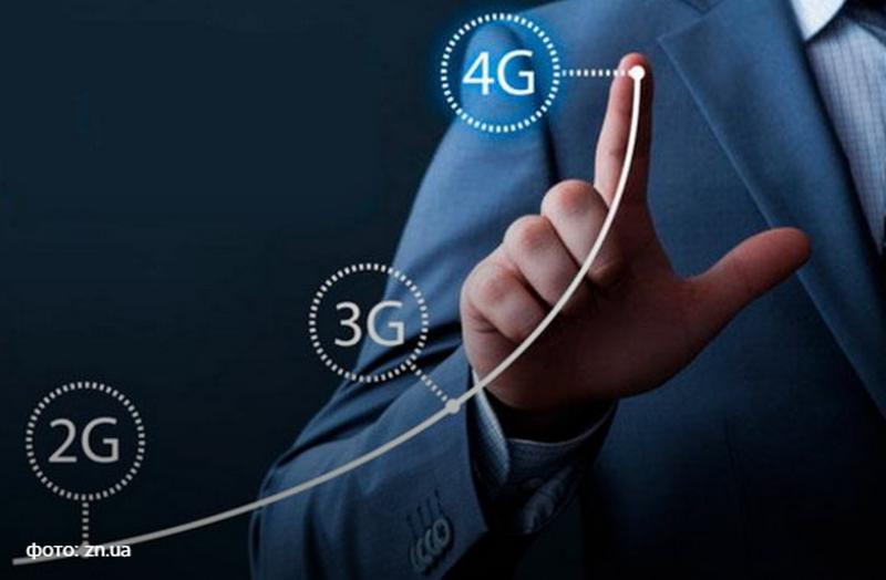 На торгах за лицензии на 4G «большая тройка» мобильных операторов заплатила за частоты в диапазоне 1800 МГц 3,2 млрд.грн.