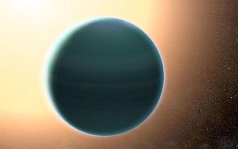 Ученые нашли воду на далекой экзопланете