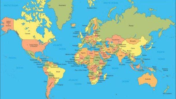 Кодовое слово для каждой страны. Украина разочаровала