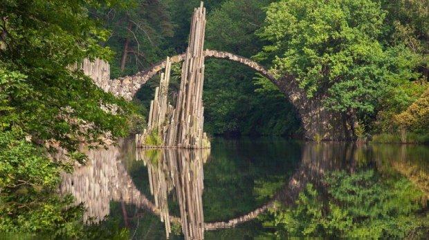 ТОП самых необычных мостов мира