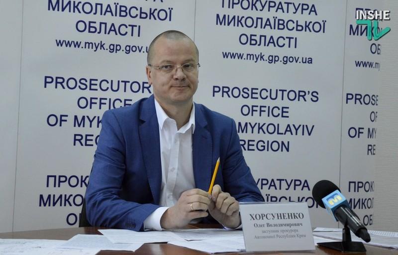 Зампрокурора АР Крыма пообещал проводить ежемесячные приемы переселенцев в Николаеве