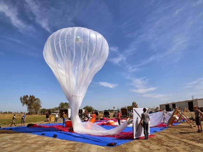 Google закрыла проект воздушных шаров, раздающих интернет