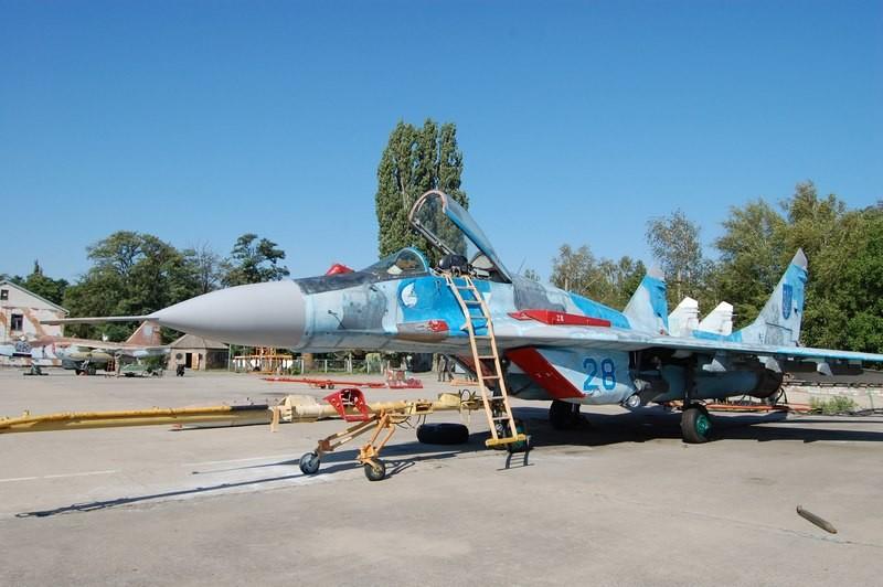 Севастопольскую бригаду тактической авиации перебрасывают из Николаева на Волынь