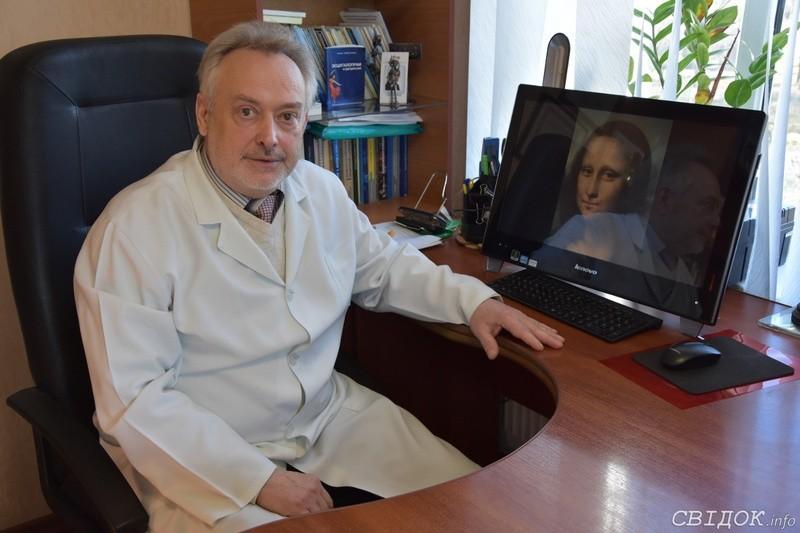 Главврач Николаевской психиатрической больницы №2 Анатолий Педак получает полмиллиона в год. И все тратит