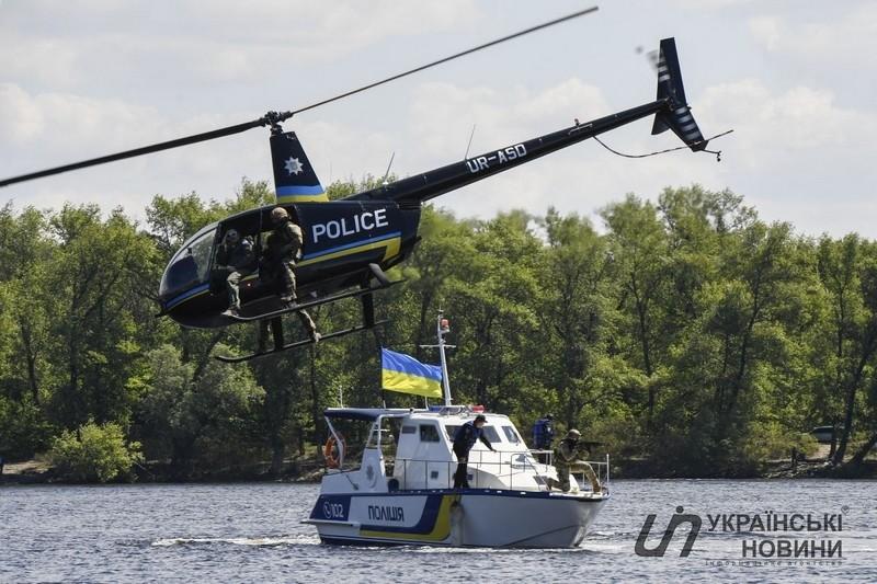 Николаевщине обещают речную полицию